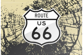 ROUTE 66 DESING
