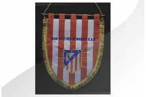 Official Pennant At.Madrid