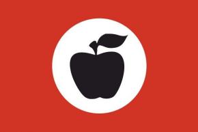 Front Deutscher Äpfel