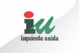 IZQUIERDA UNIDA
