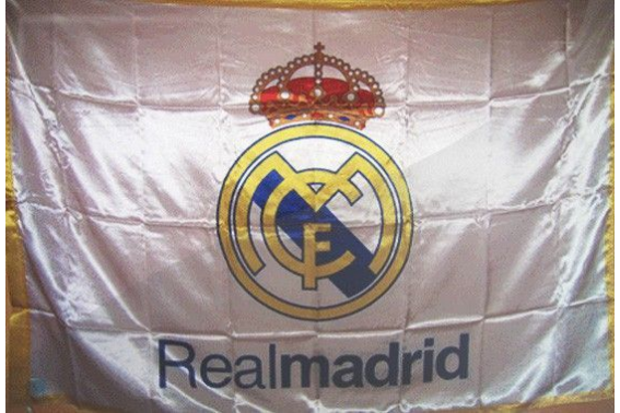 REAL MADRID BLANCA