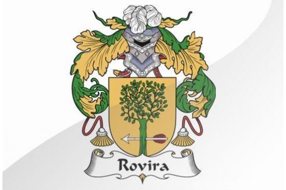 ROVIRA o RUBIRA