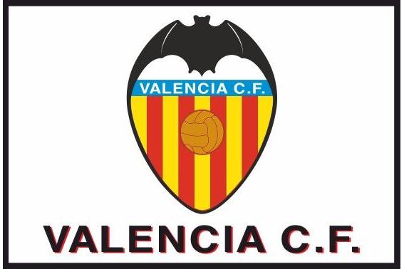 Valencia cf blanca