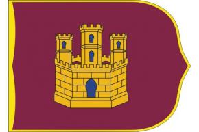 Reino de Castilla estandarte