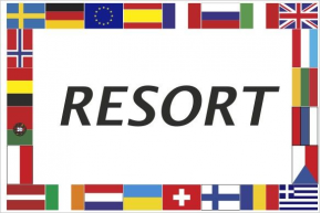 Resort-flags
