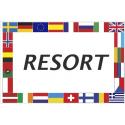 Resort-flags