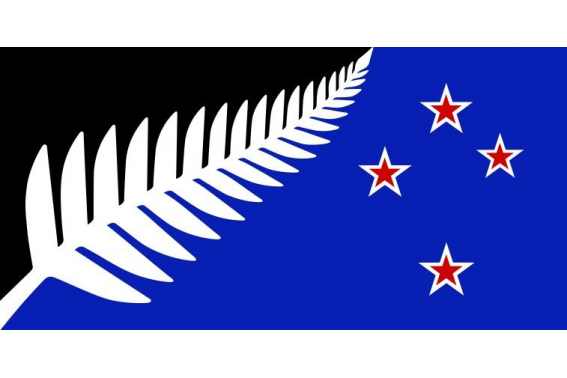 Nueva Zelanda (Silver Fem)