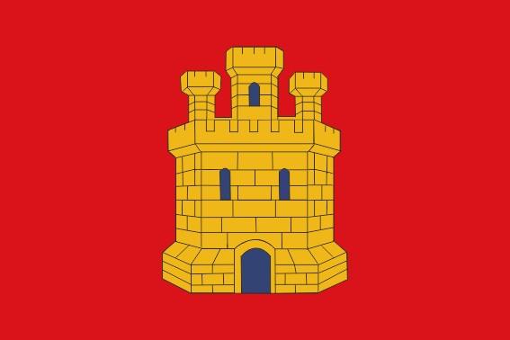 Resultado de imagen de bandera de castilla
