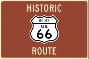 Route 66 1926