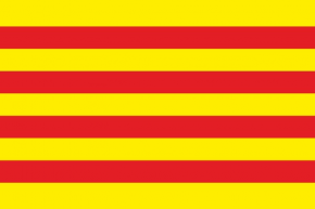 Cataluña raso estampado