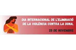 Dia Internacional da Eliminação da Violência contra a Mulher, 25 de novembro.
