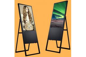 LCD portátil de 32 polegadas