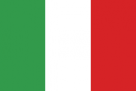 ITALIA Bordada