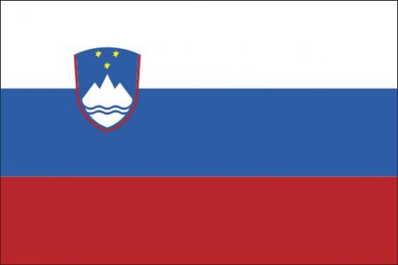 ESLOVENIA Bordada (sb)