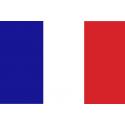 Francia bordada