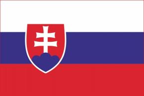 Eslovaquia brodada