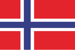 Noruega bordada