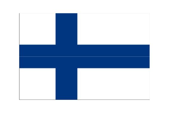 FINLANDIA Brodada (sb)