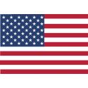 Estados unidos bordada (sb)