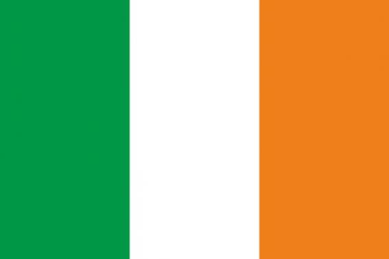 IRLANDA Bordada