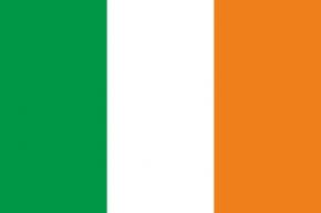 Irlanda bordada (sb)