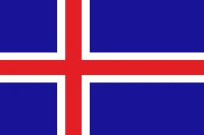 Islandia brodada