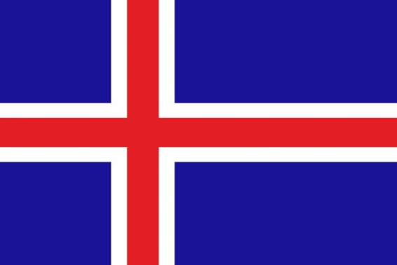 ISLANDIA Bordada