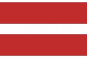 Letonia brodada