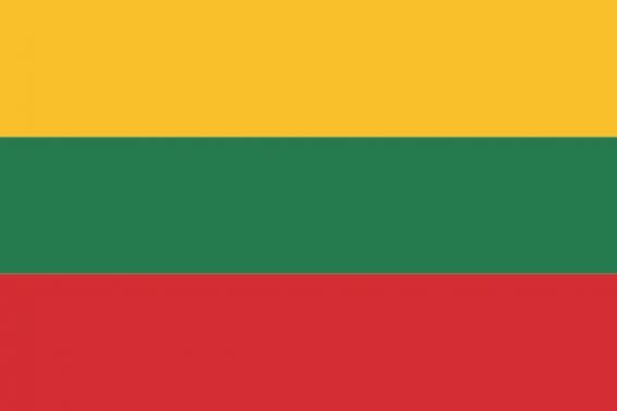 LITUANIA Bordada (sb)