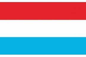 Luxemburgo brodada (sb)