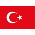 Turquia bordada (sb)