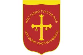 Reino de Asturias pendón