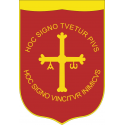 Reino de Asturias pendó