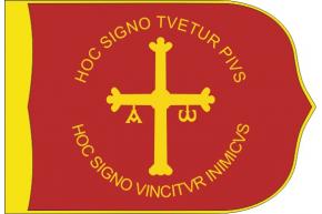 Estandarte Reino de Asturias