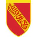 Armas Reyes Nazaríes de Granada pendón