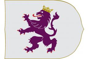 Leonese Kingdom banner