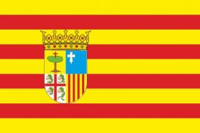 Aragó ras estampat
