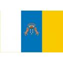 Canarias raso estampado