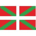 Euskadi raso estampado