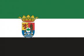 Extremadura raso estampado