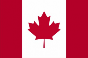 Canadá bordada