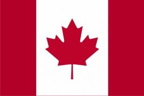 Canadá brodada