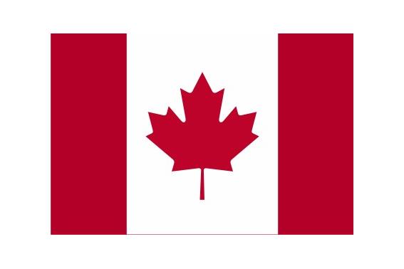 CANADA Brodada (sb)