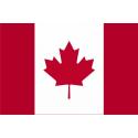 Canadá brodada (sb)