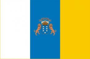 Canarias bordada