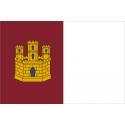 Castilla la Mancha bordada