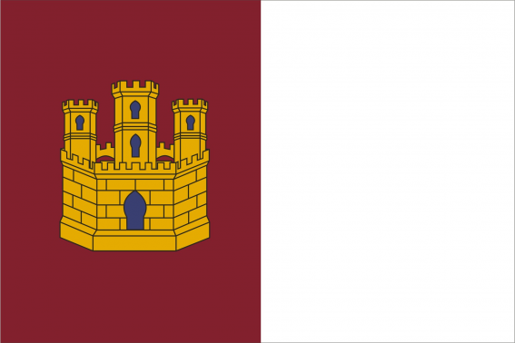 CASTELLA-LA MANXA brodada (sb)