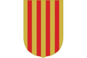Corona d'Aragó pendó