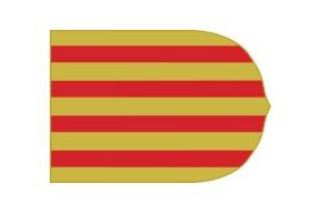 ESTANDARTE CORONA DE ARAGON