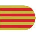Corona de Aragón estandarte